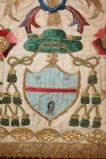 Manif. dell'Italia meridionale sec. XIX, Mitra del vescovo Virdia