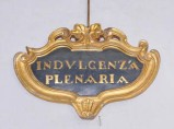 Bottega ligure sec. XIX, Indulgenza Plenaria