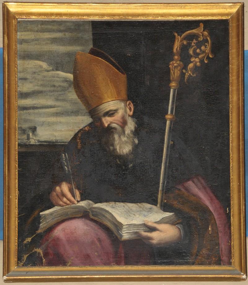 Scuola ligure sec. XVIII, Sant'Agostino Vescovo