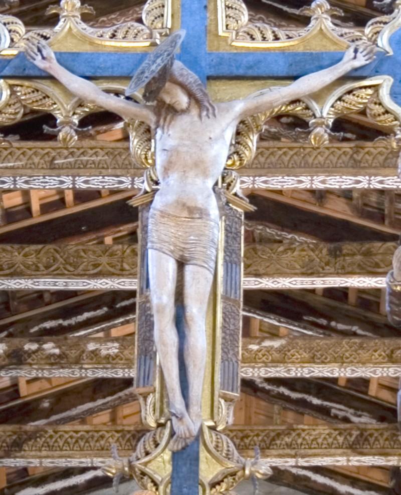 Ambito madonita (1555), Gesù Cristo crocifisso