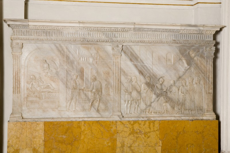 Bottega italiana sec. XV, Arca di San Terenzio