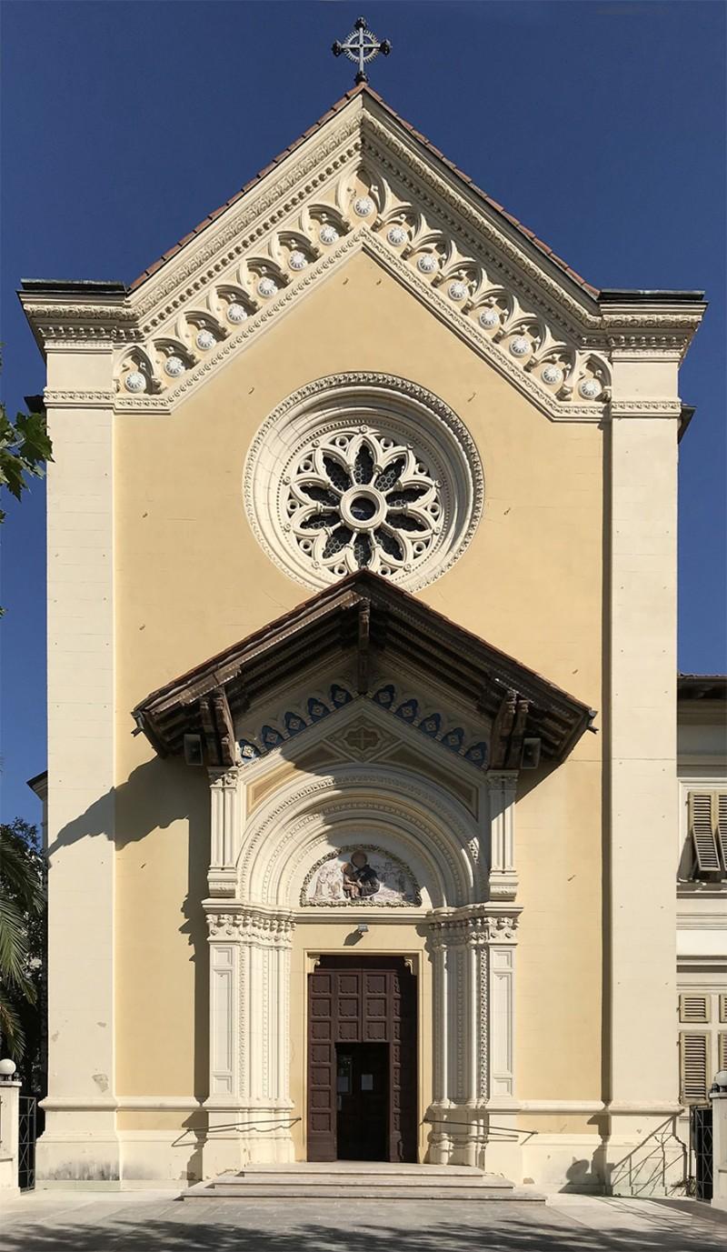 Chiesa di Sant'Antonio da Padova <Montecatini-Terme>