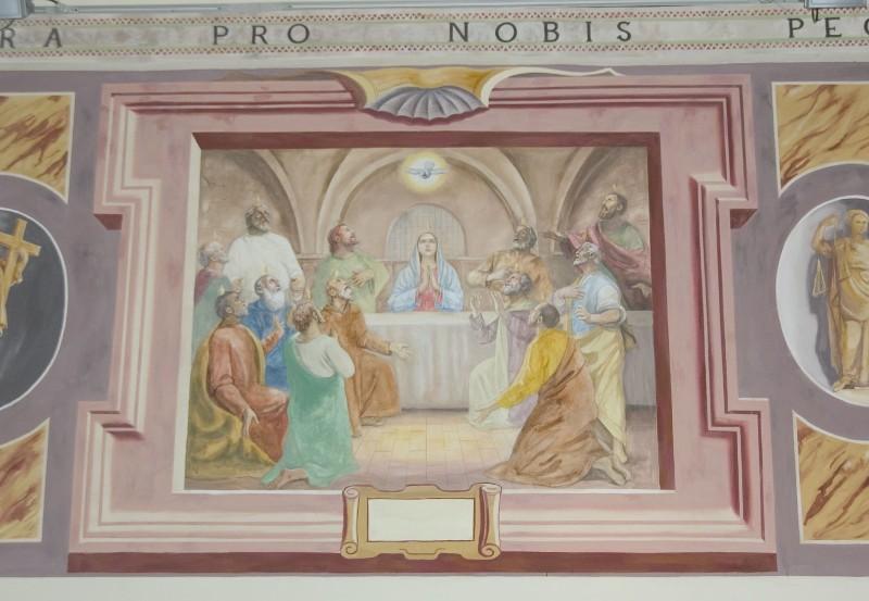 Agalliu E. sec. XXI, La Pentecoste