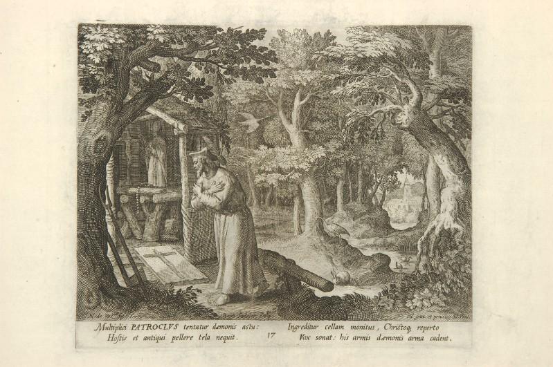 sveti Patroklij - duhovnik, puščavnik in misijonar