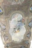Agrifoglio M. (1910), Dipinto di San Nicola di Bari in gloria