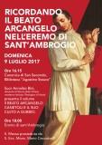 Ricordando il Beato Arcangelo nell'eremo di Sant'Ambrogio