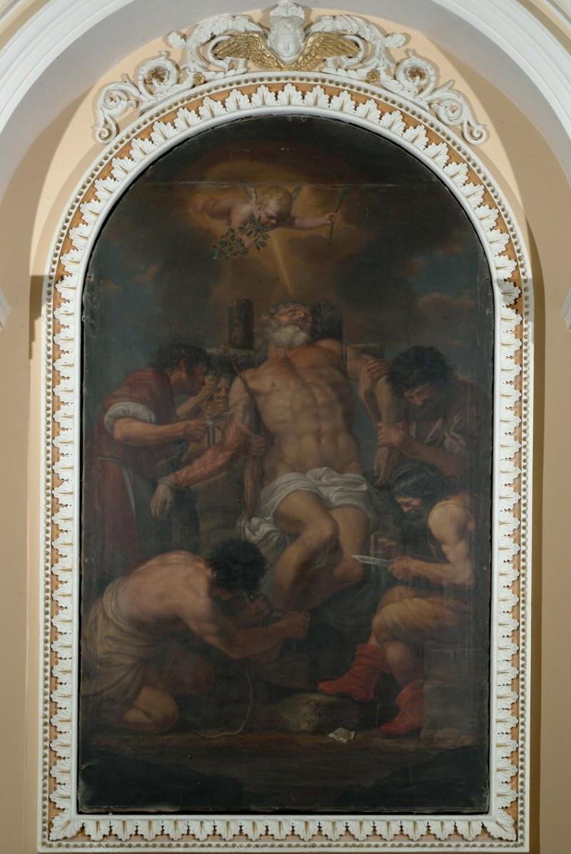 Alberti Giuseppe (1679), San Bartolomeo scorticato vivo