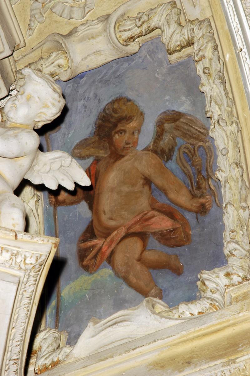 De Longe R. (1684), Angelo con flagello