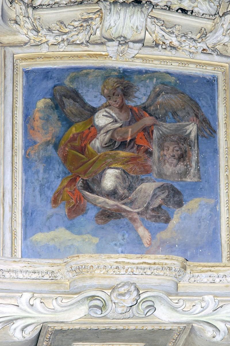 De Longe R. (1684), Angelo con il Volto Santo
