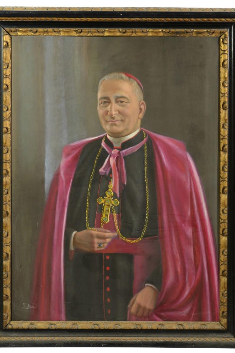 Ambito marchigiano (1946), Umberto Ravetta vescovo di Senigallia