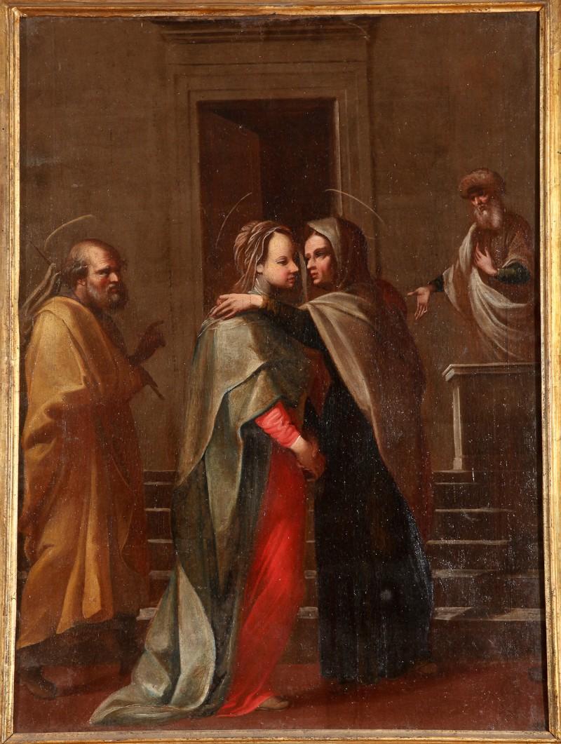 Alberti Durante secc. XVI-XVII, Visitazione