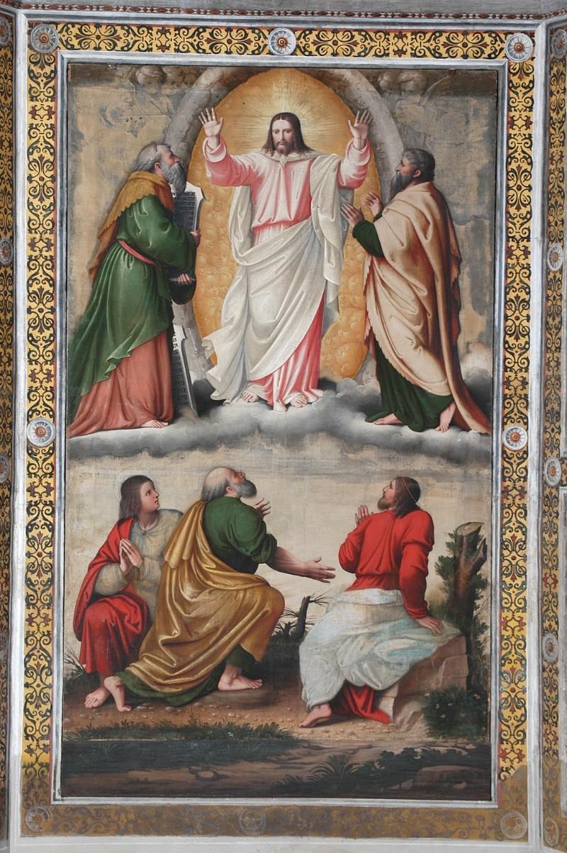 Da Soncino Francesco (1586), Trasfigurazione