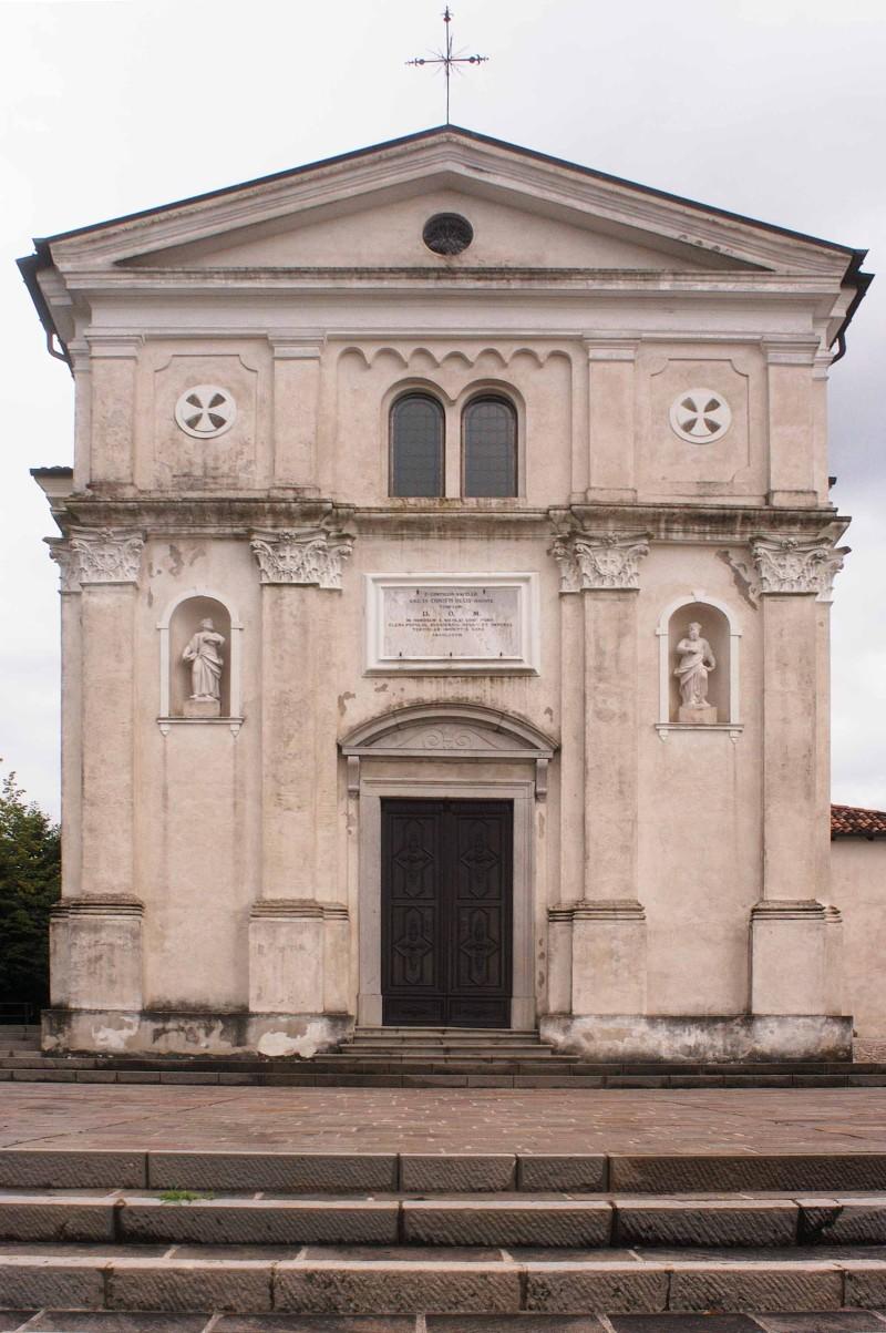 Chiesa di San Nicolò Vescovo <Bueriis, Magnano in Riviera>