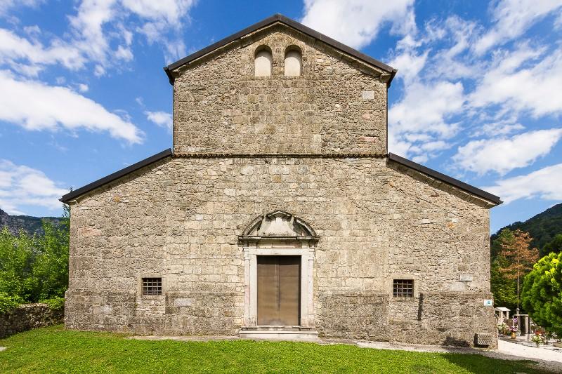 Chiesa di Santa Maria Maddalena <Invillino, Villa Santina>