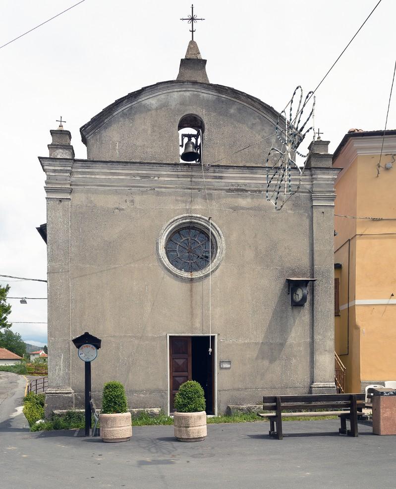Chiesa di San Bartolomeo <Marzano, Torriglia>