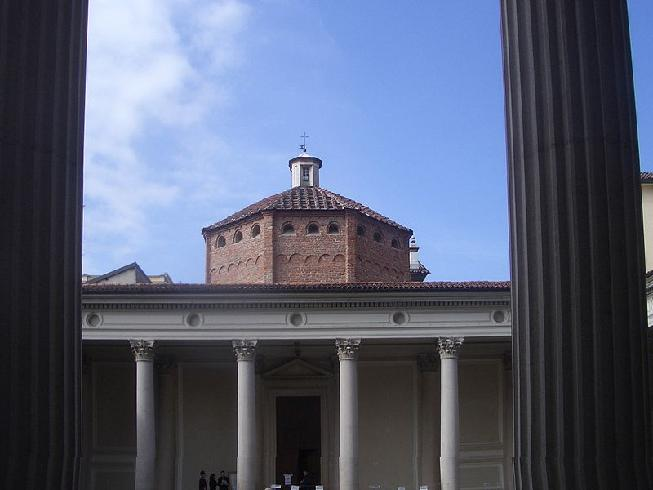 Battistero del duomo di Novara (Novara)