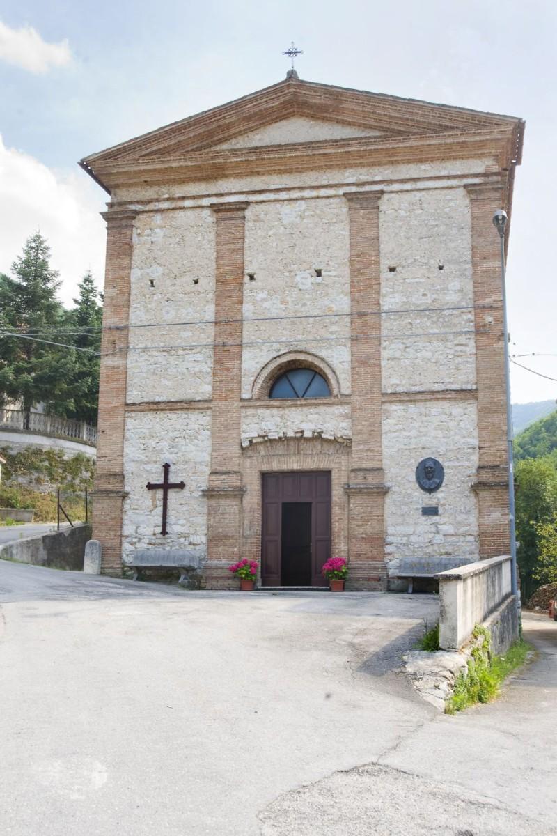 Chiesa della Trasfigurazione del Santissimo Salvatore <Cancelli, Fabriano>