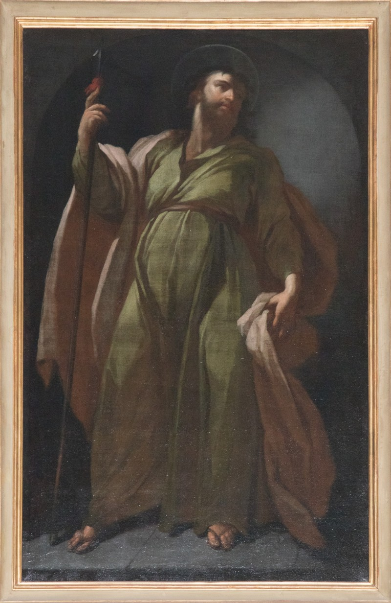 Bott. italiana fine sec. XVI-inizio sec. XVII, San Mattia apostolo