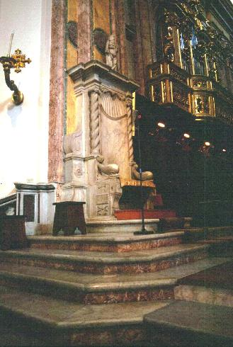 Cattedra Episcopale