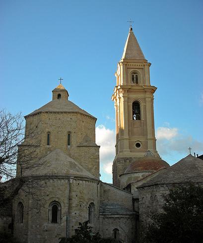 L'abside della cattedrale