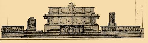 Disegni originali del progetto di adeguamento liturgico opera di Gaetano Banfi