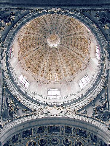 La cupola di Juvarra