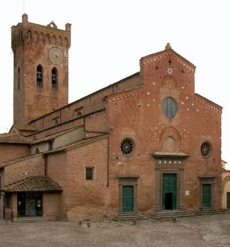 Chiesa di Santa Maria Assunta e San Genesio Martire