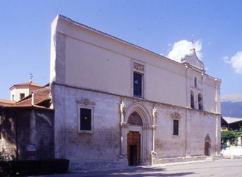 Chiesa di San Panfilo Vescovo