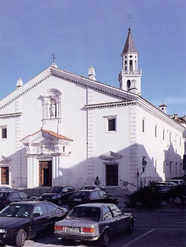 Chiesa dei Santi Ilario e Taziano