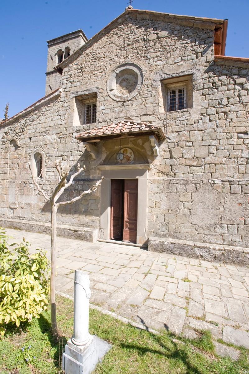 Chiesa dei Santi Iacopo e Ginese <Boveglio, Villa Basilica>