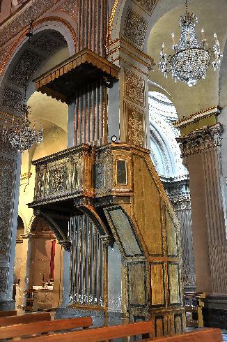 L'antico pulpito