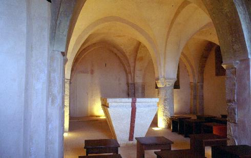 Cappella feriale (Cripta)