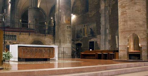 Il nuovo presbiterio