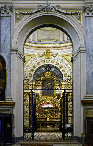 La cappella del beato Amedeo