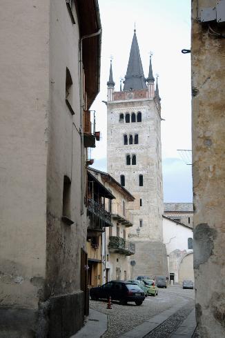 Vista del campanile