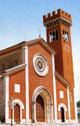 Chiesa San Nicola di Mira
