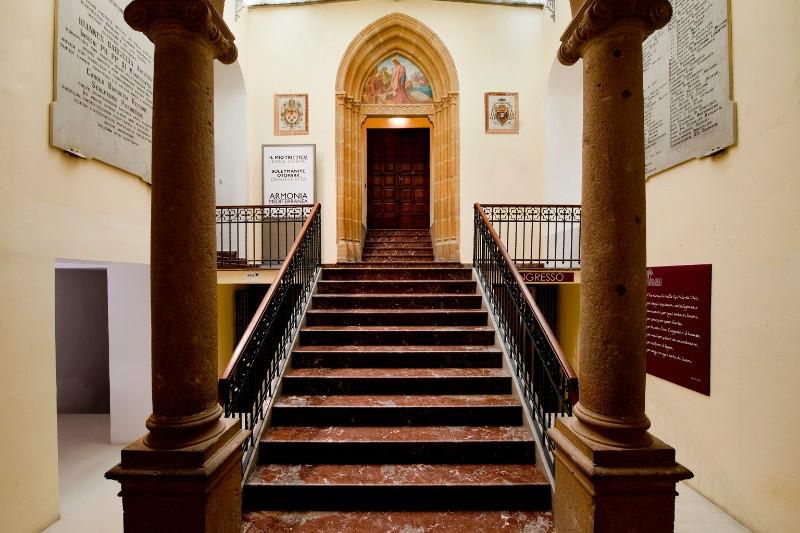 Cappella del Seminario Vescovile <Caltagirone>