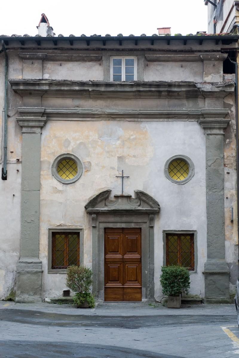 Chiesa di San Pierino Siricaiolo <Lucca>