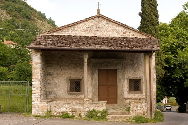 Oratorio di San Giuseppe <San Cassiano di Controne, Bagni di Lucca>