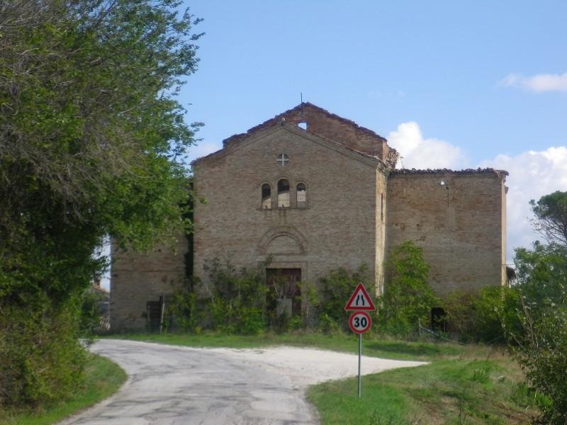 Chiesa di Santa Maria di Storaco <Filottrano>
