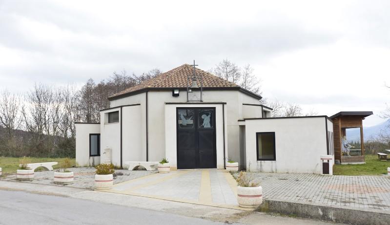 Chiesa di Sant'Elia <Marsico Nuovo>