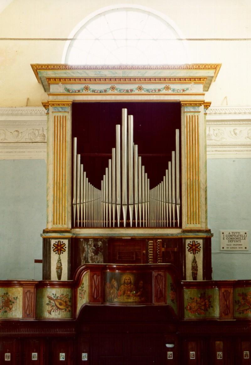 Agati G. (1827), Organo a canne