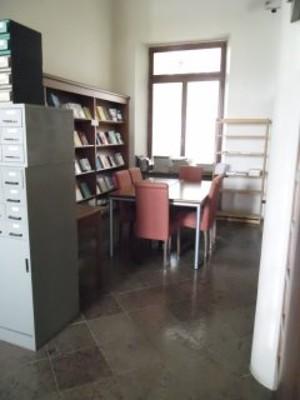 Sala lettura e riviste