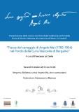 Tracce del carteggio di Angelo Mai nel Fondo della Curia Vescovile di Bergamo