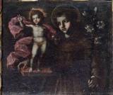 Cecere S. sec. XVII, Dipinto di Sant'Antonio da Padova