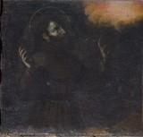 Cecere S. sec. XVII, Dipinto di San Francesco d'Assisi