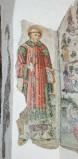 Ambito dell'Italia meridionale sec. XVI, Dipinto con San Leonardo