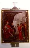 Agazio V. sec. XIX, Dipinto di Gesù condannato a morte