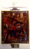 Agazio V. sec. XIX, Dipinto di Gesù caricato della croce