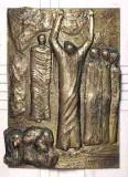 Litigante G. fine sec. XX, La resurrezione di Lazzaro